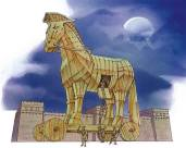 trojan-horse-in-troy-city